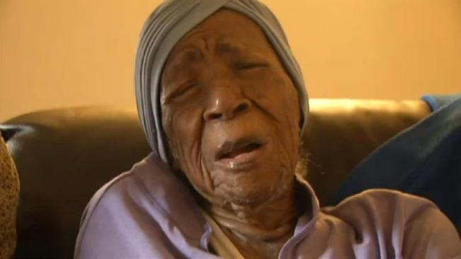 Mujer de Brooklyn es la más vieja del mundo