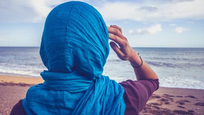 Una playa solo para mujeres