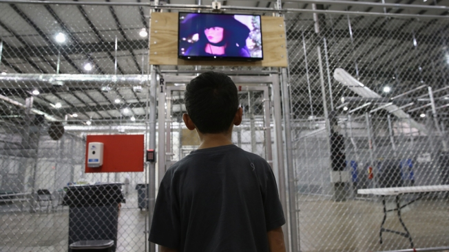 Niños detenidos en EEUU sufren para adaptarse