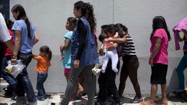 Cinco mil órdenes de deportación contra niños