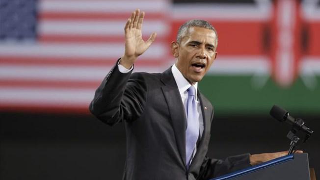 Obama expresa orgullo de sus raíces kenianas