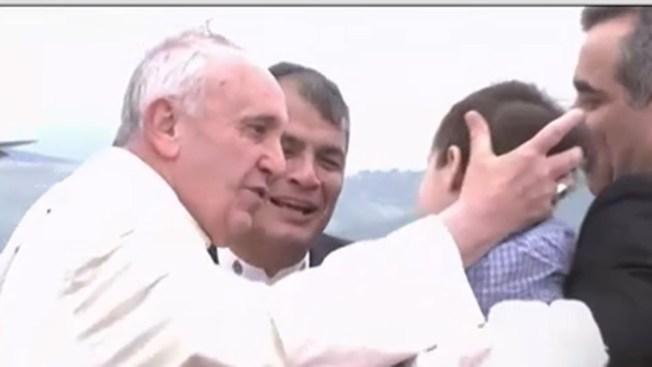El Papa dará su primera misa en Ecuador