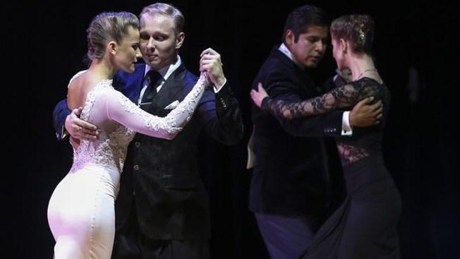 Pareja argentina, la mejor en el Mundial de Tango