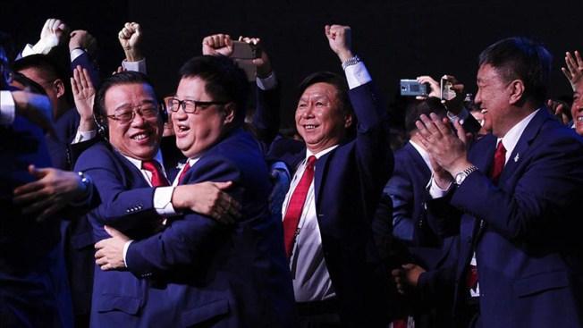 Los Juegos de Invierno 2022 se van a Pekín