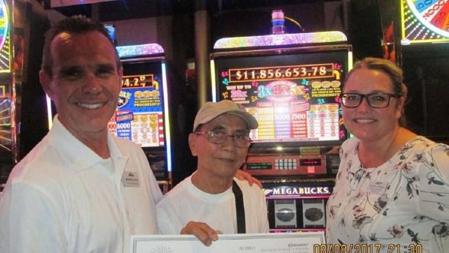 Turista se lleva casi $12 millones en su visita a Las Vegas