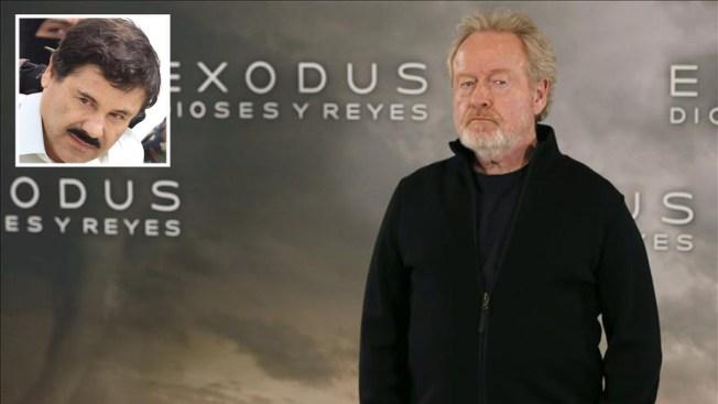 "Ridley Scott lleva a ""El Chapo"" al cine"