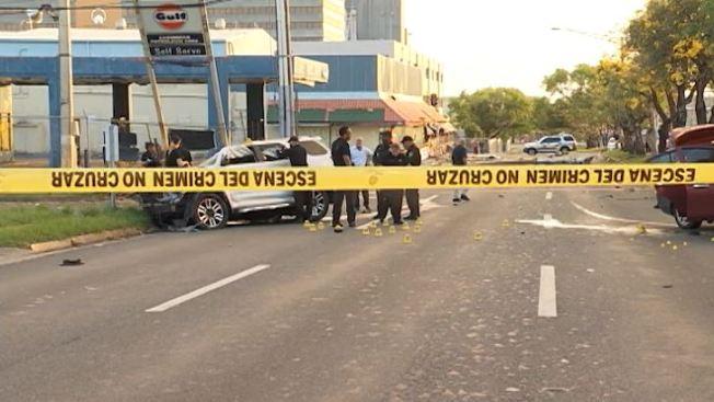 Asesinan a hombre en la avenida Barbosa