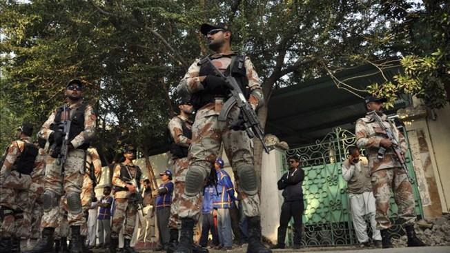Mueren ocho talibanes en ataque en Pakistán