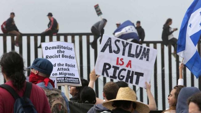 EEUU imputa delitos migratorios a 11 integrantes de caravana