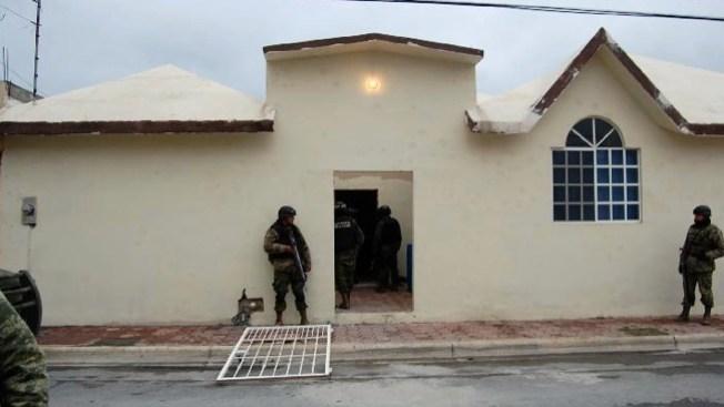 Liberan a 61 secuestrados en México