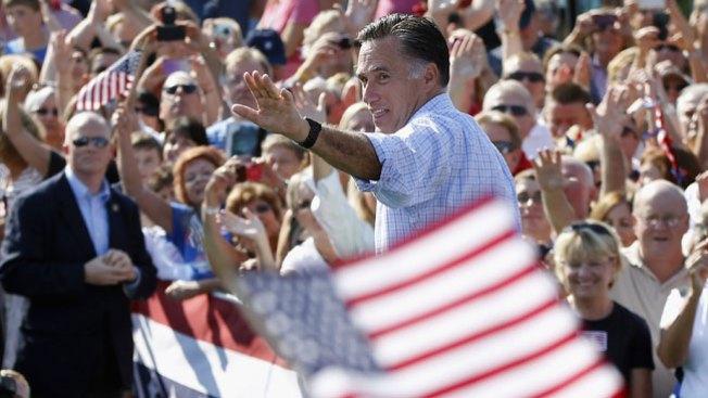 Romney, el candidato