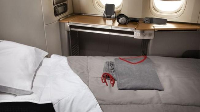 American Airlines lleva el lujo a los cielos