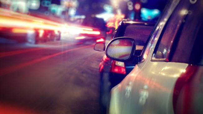 Un herido en accidente de cinco autos