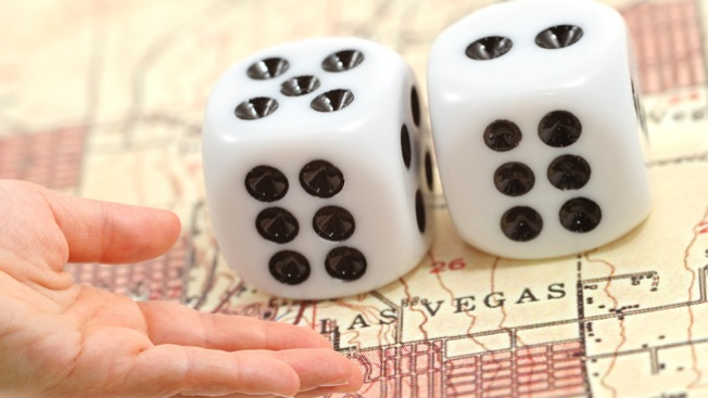 Bajan las apuestas en Las Vegas