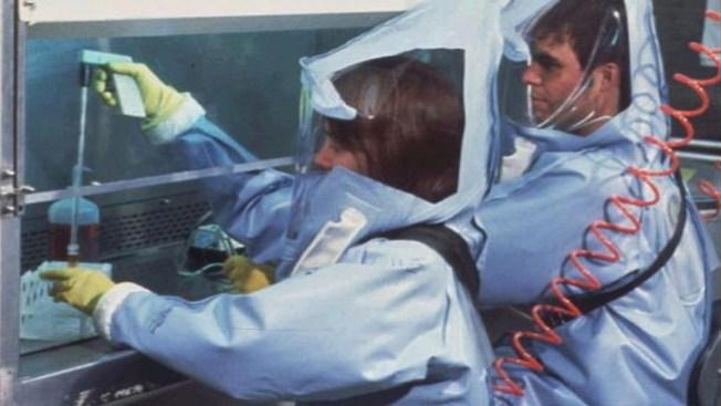 Preparados  para combatir el ébola