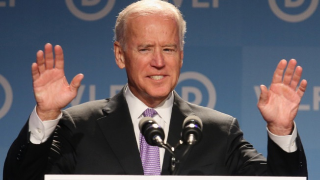 Joe Biden regresa a Las Vegas