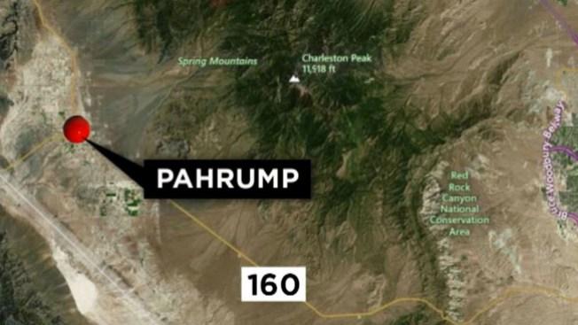 Aparece muerta en Pahrump