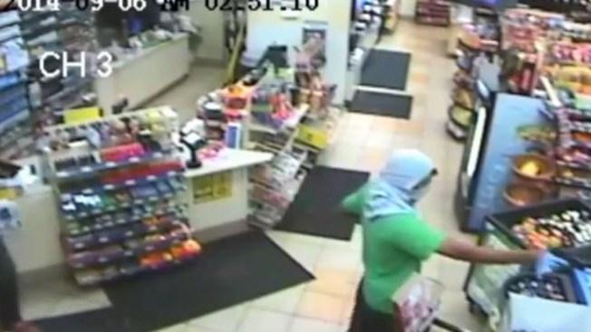 Buscan identificar sospechoso de robo