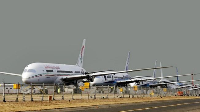 Cinco muertos tras accidente aéreo