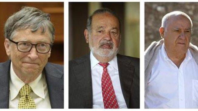 Carlos Slim pierde puesto del más rico