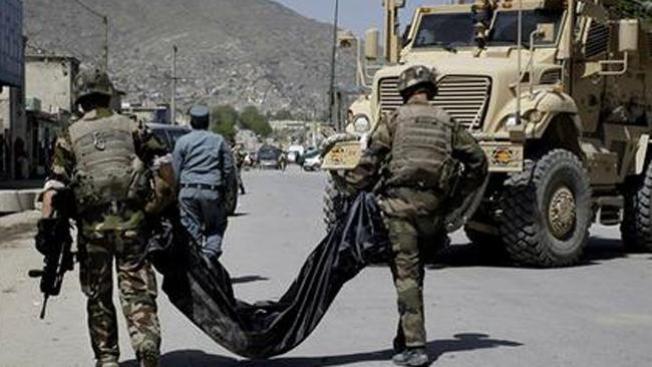 Mueren 6 soldados de EEUU en ataque