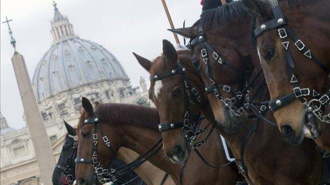 El Vaticano convertido ¿en una granja?