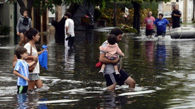 Identifican a víctimas del temporal