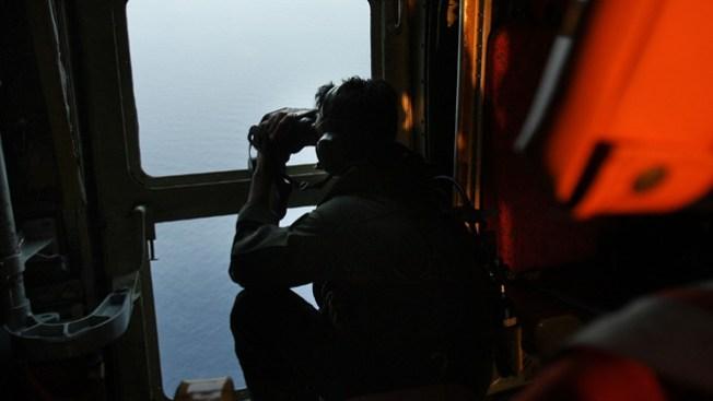 Avión perdido: búsqueda internacional