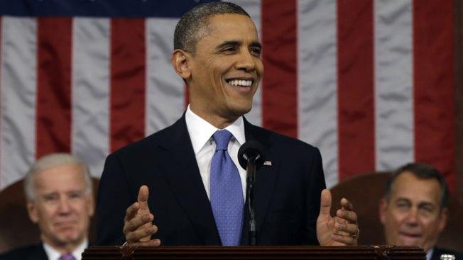 Obama llama al trabajo conjunto