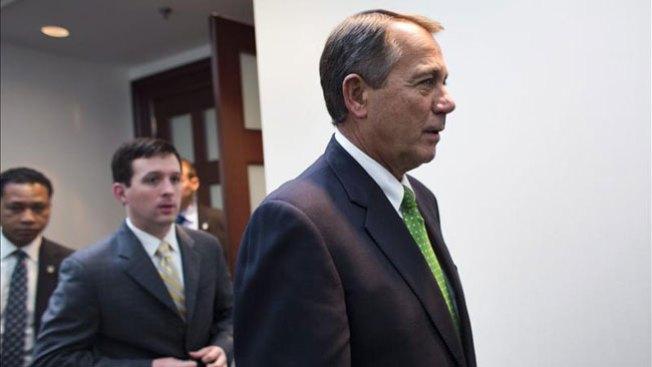 Boehner reelegido en la Cámara