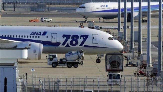 Ponen a prueba al Boeing 787