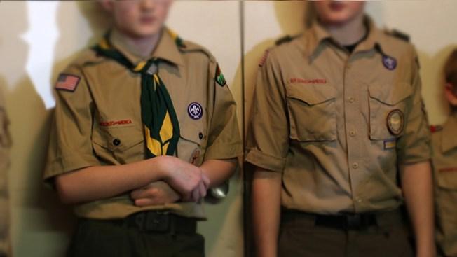 """Boy Scouts: """"archivos perversos"""""""