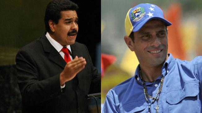 Henrique Capriles se postula a la presidencia de Venezuela