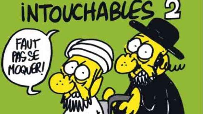 Satirizan a Mahoma en Francia