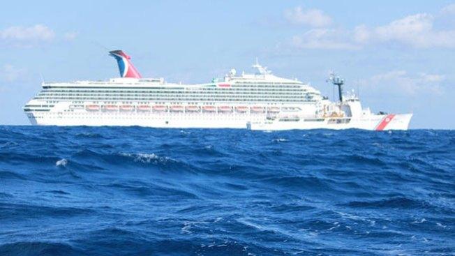 Otro incidente en crucero de Carnival