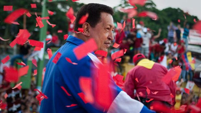 Chávez reaparece en Venezuela
