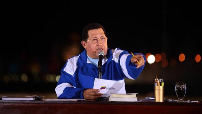 Chávez plantó al Mercosur