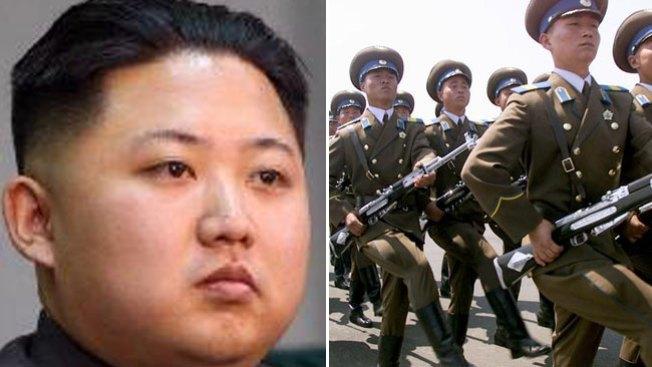 Corea del Norte apunta contra EEUU