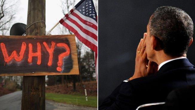 Obama por el control de armas