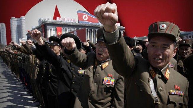 """Corea del Norte, en """"estado de guerra"""""""