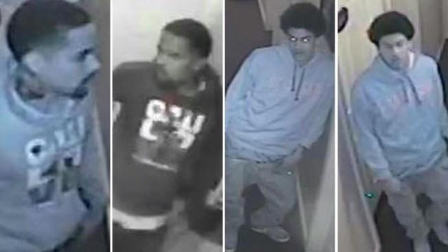 Buscan a sospechosos de robo