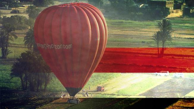 18 turistas mueren en globo aerostático