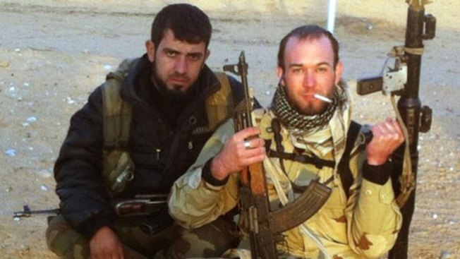 ¿Veterano de EEUU en Al Qaeda?