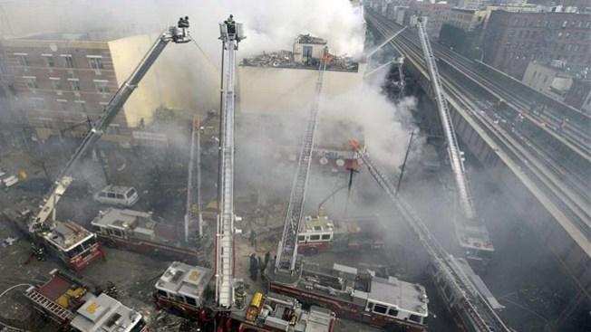 Harlem: Ofrecen ayuda tras la explosión