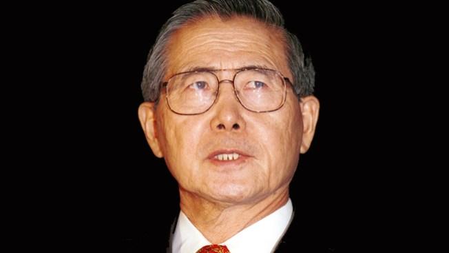 Informe oficial: Fujimori no tiene cáncer