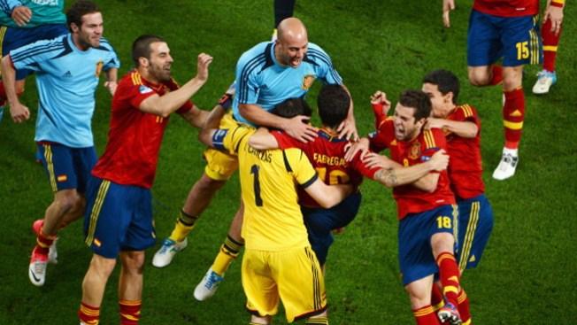 ¡España superó a Portugal!