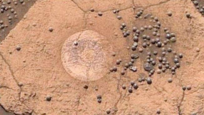 Misterioso hallazgo de la NASA