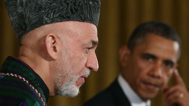 Obama pasa la posta a tropas afganas