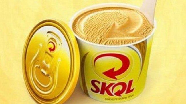Raro sabor de helado genera polémica