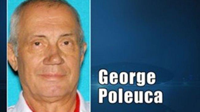 Anciano desaparecido en Las Vegas